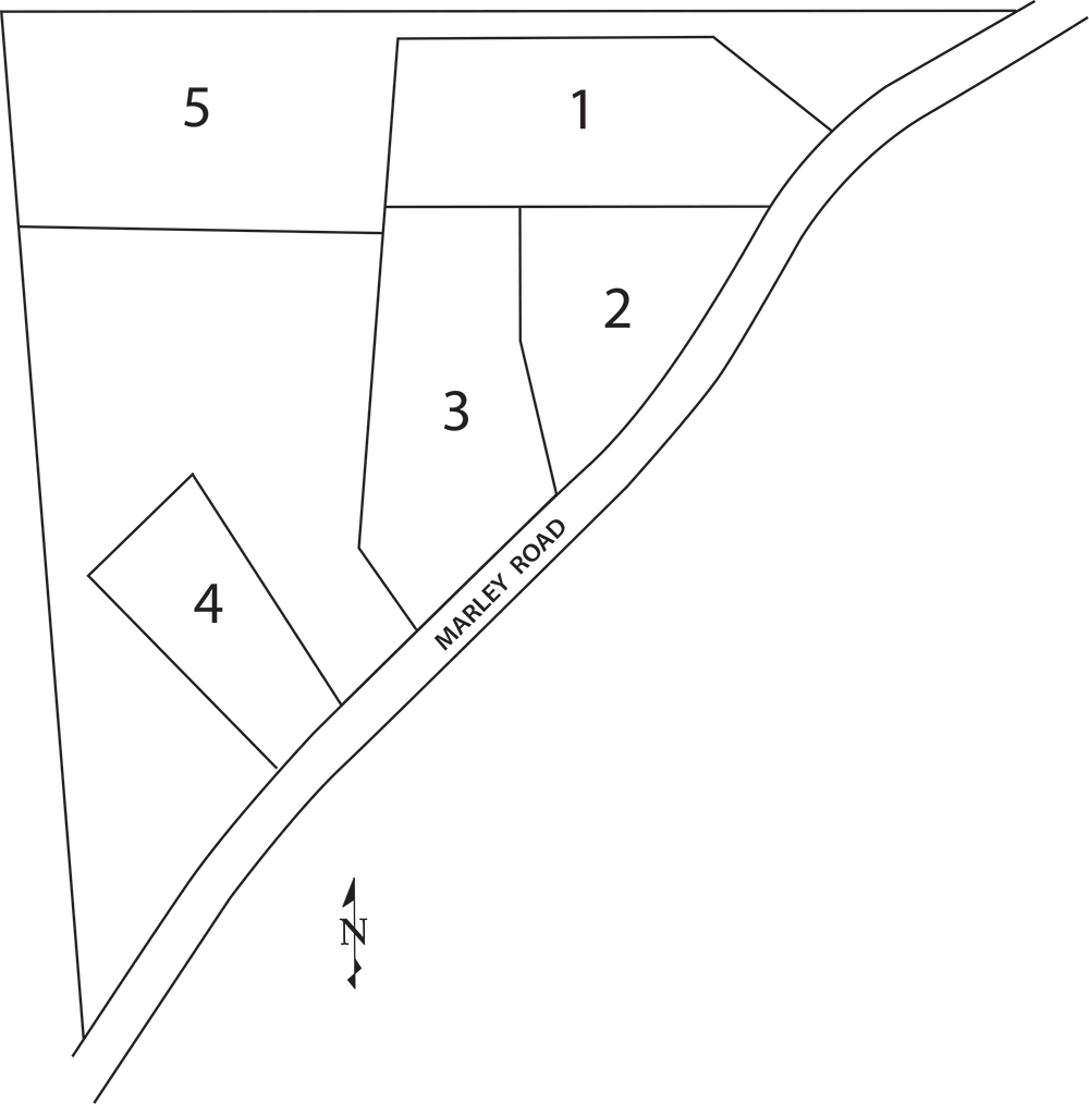 Marley Woods Lot Map Background